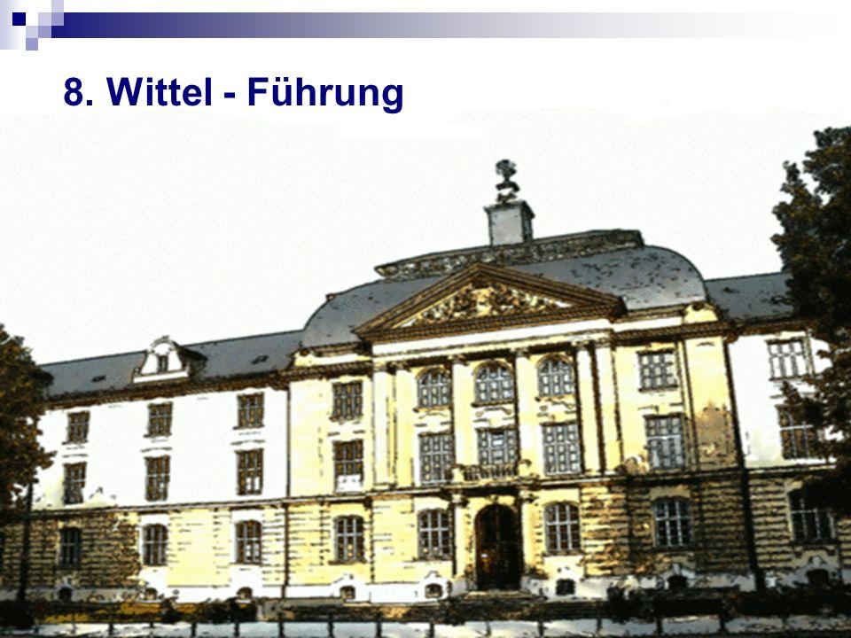 8. Wittel - Führung