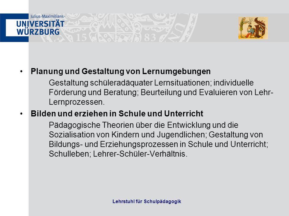 Die Module der Schulpädagogik Grundlagen- modul (06-Schul-GL) Vorlesung Praktikumsmodul Schulpäd.-did.