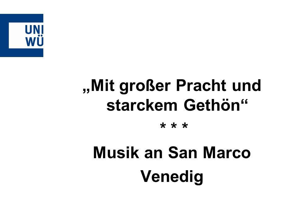 Schütz – Psalm 6 Die Besonderheit der Schützschen Psalmvertonung liegt in einer sehr genauen Umsetzung der sprachlichen Betonung des Deutschen in musikalische Rhythmik.