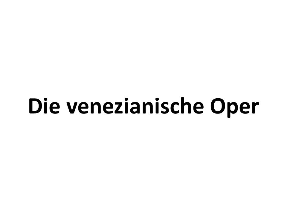 Venezianische Oper Cavalli: La Calisto Atto primo Scena quinta