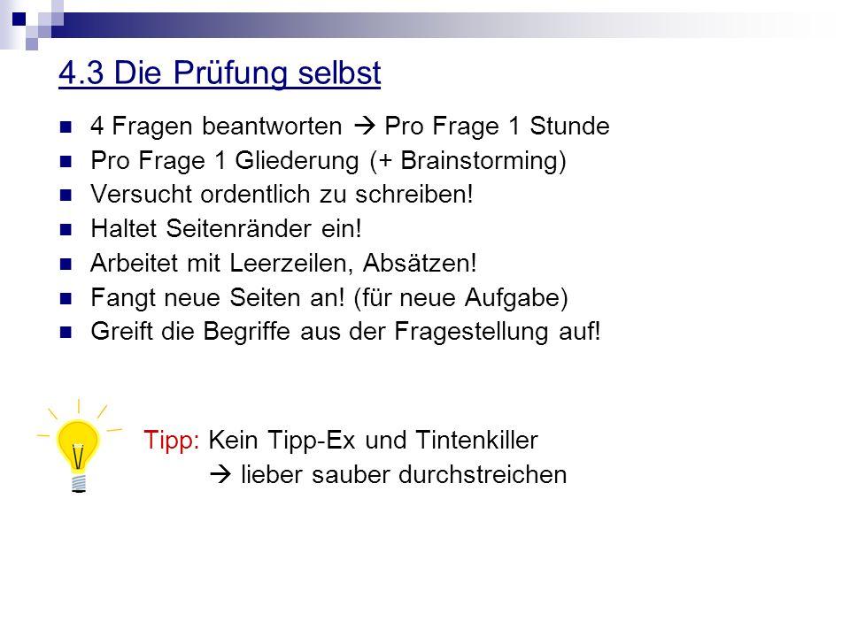 4.4 Die Zeit danach Feierei !!.