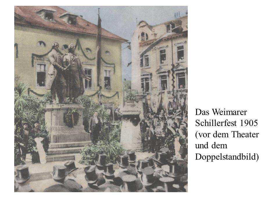 Festvortrag zum 150.Todestag Schillers: 8. Mai 1955 in Marbach am Neckar, 14.