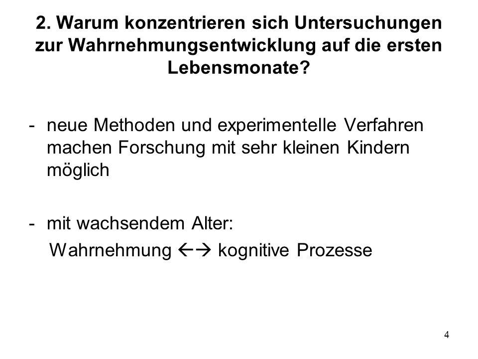 5 3.Was ist der Unterschied zwischen Sinnesempfindung und Wahrnehmung.