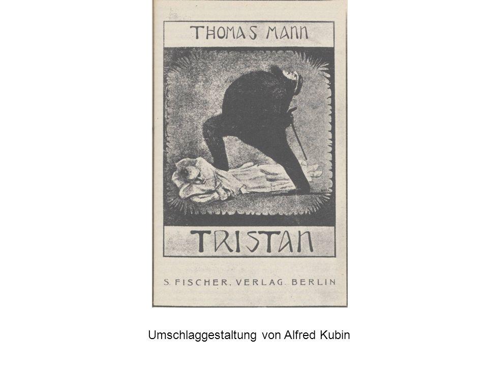 Umschlaggestaltung von Alfred Kubin