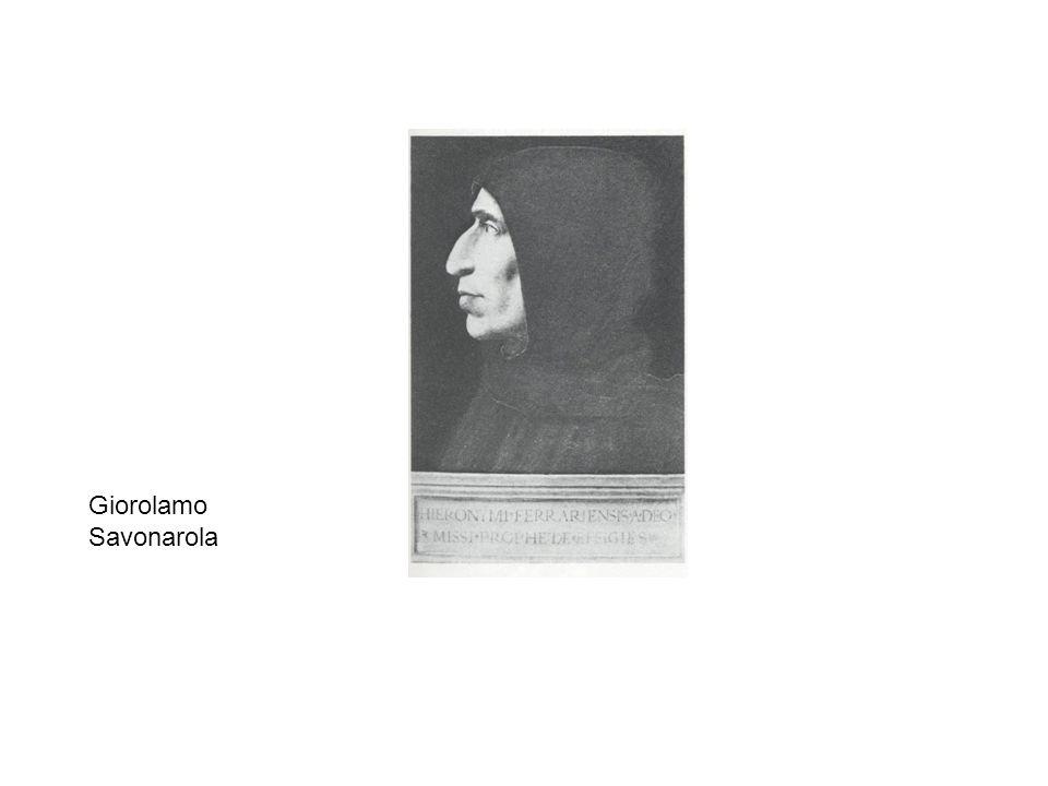 Giorolamo Savonarola