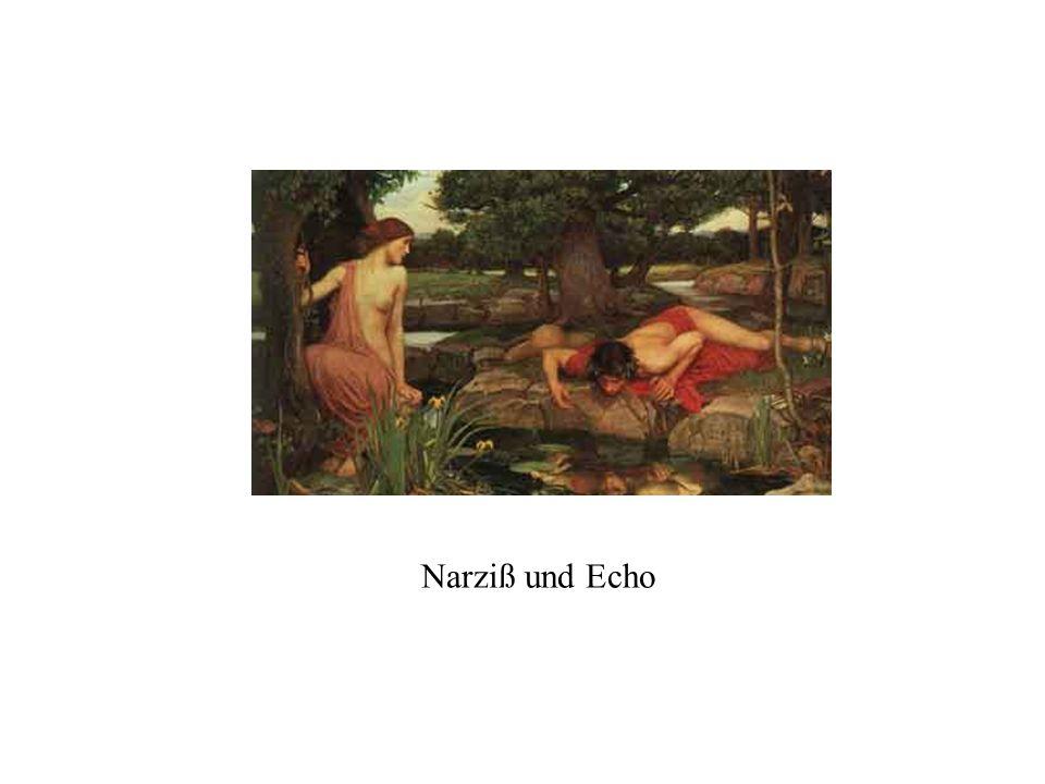 Narziß und Echo