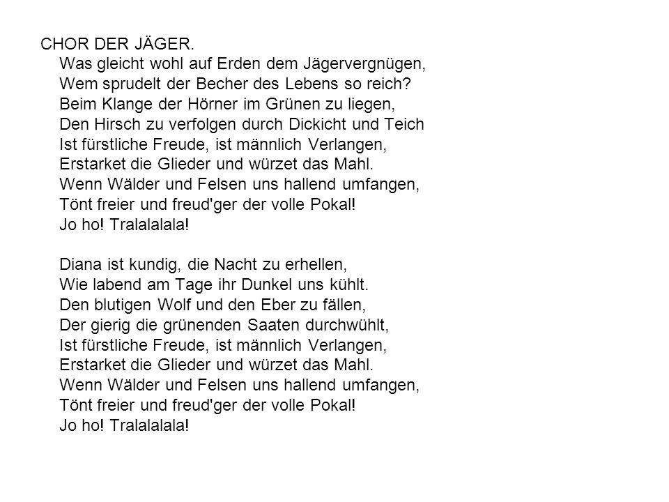 Singspiele des 19.Jahrhunderts Heinrich Marschner: Der Vampyr (1828).