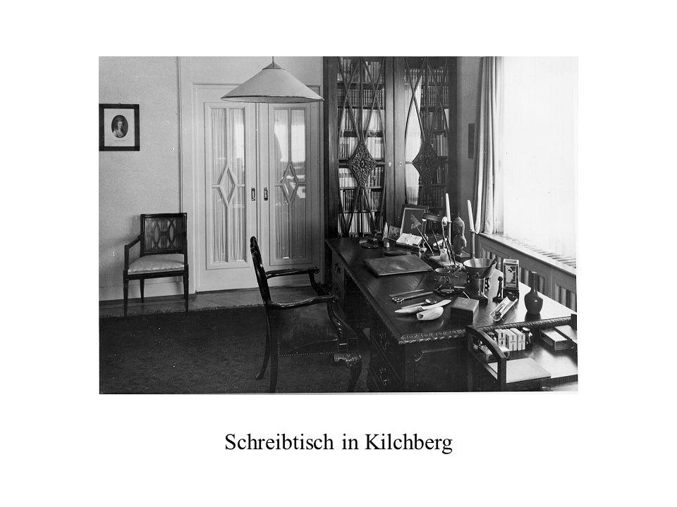 Schreibtisch in Kilchberg