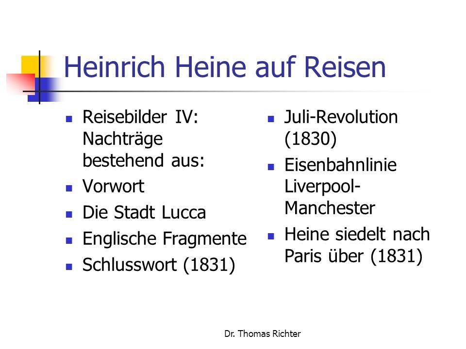 Dr. Thomas Richter Viersäftelehre