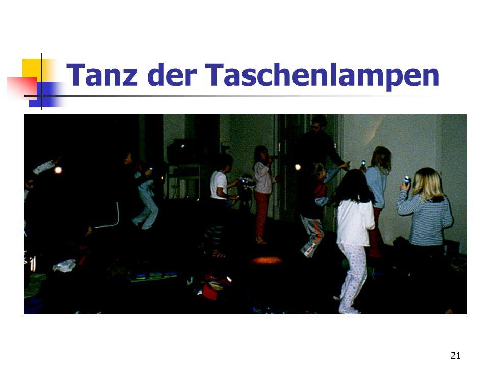 21 Tanz der Taschenlampen