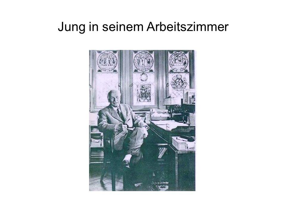 Jungs Spätwerk 1933 Vorsitzender der Allgemeinen Ärztlichen Gesellschaft für Psychotherapie (AÄGP) Nähe zu Nationalsozialismus Professor in Zürich von 1933-1942 Tod am 6.