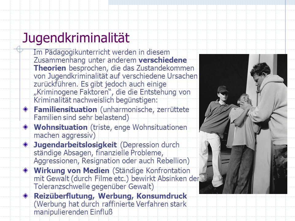 Mögliche Störung von Entwicklung und Sozialisation Sigmund Freud beschäftigte sich ebenfalls mit der Fragestellung, aus welchem Grund Störungen von En