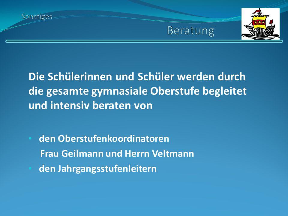 Weitere Informationen auf der Homepage des Emsland-Gymnasiums www.emsland-gymnasium-rheine.de