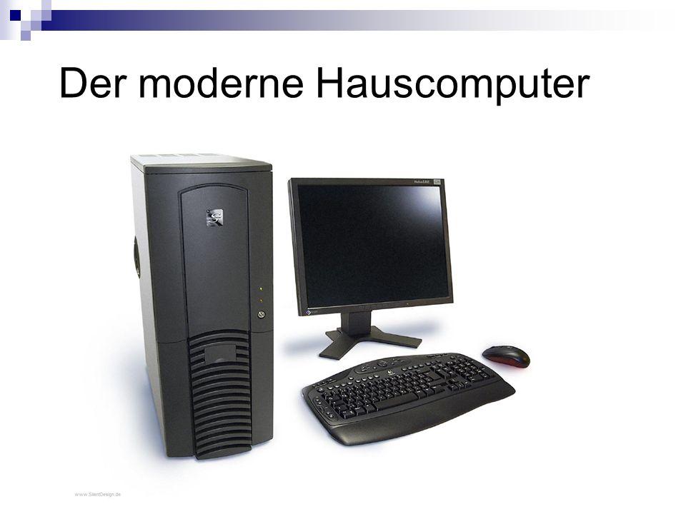 Der moderne Hauscomputer