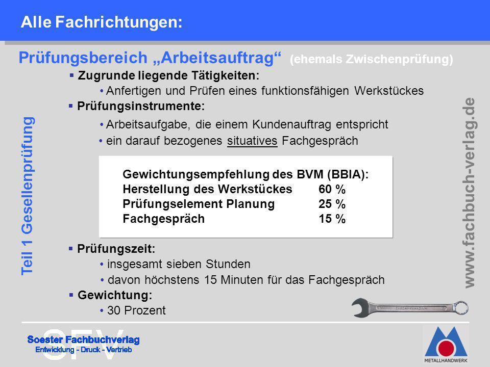 Bestehensregelung: Metallbauer FR Konstr.(Bsp.