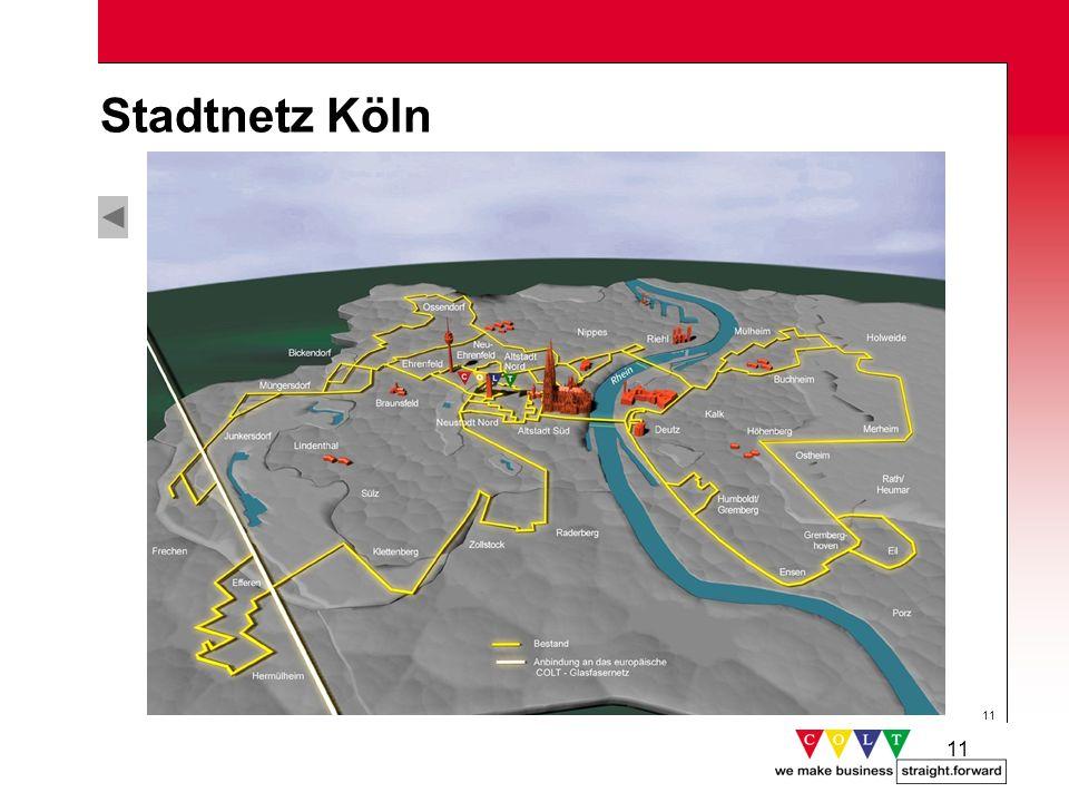 11 Stadtnetz Köln