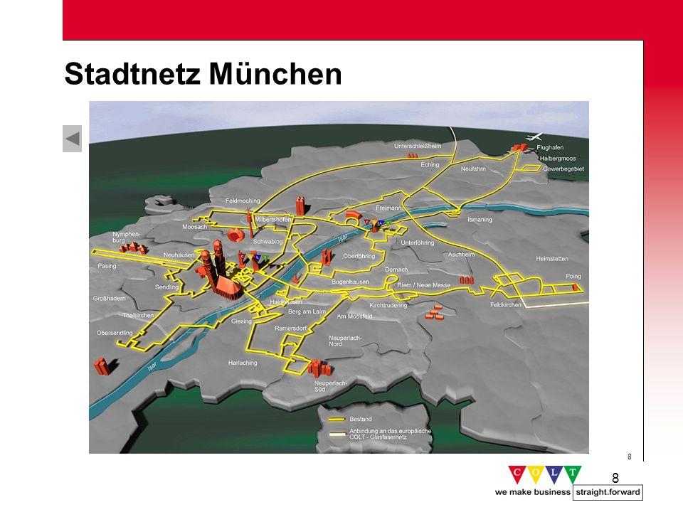 8 8 Stadtnetz München