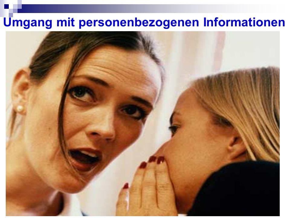 Berufsgeheimnis Bestimmte Berufsgruppen sind nach § 203 Strafgesetzbuch verpflichtet, private Geheimnisse die ihnen im Zusammenhang mit ihrer beruflichen Tätigkeit bekannt werden, nicht an Dritte weiterzugeben.