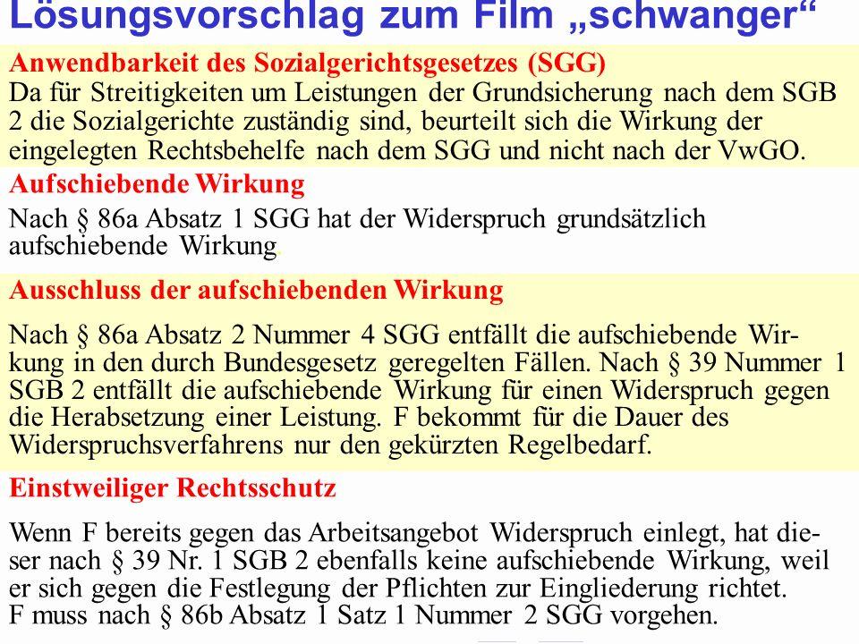 SGB 2 SGB 2 und SGB 12 von Prof. Dr. Klaus Schneider-DanwitzSGB 12 54 Anwendbarkeit des Sozialgerichtsgesetzes (SGG) Da für Streitigkeiten um Leistung