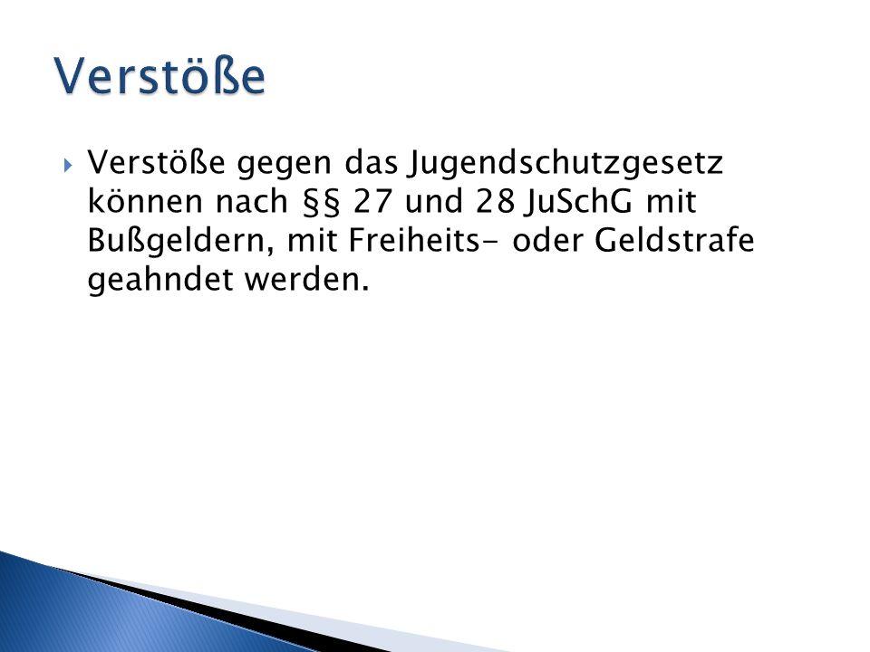 (3) In der Öffentlichkeit dürfen alkoholische Getränke nicht in Automaten angeboten werden.