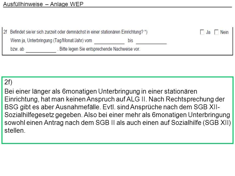 Ausfüllhinweise – Anlage WEP _ 3a) Schwangeren ab 13.