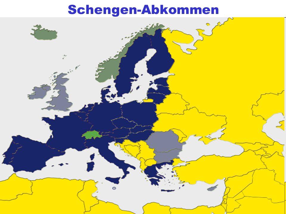 Prof. Dr. klaus Schneider-Danwitz Schengen-Abkommen