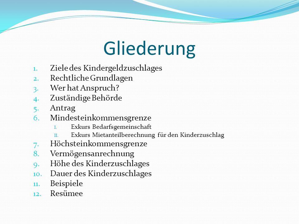 Welches Ziel verfolgt der Kinderzuschlag Immer mehr Kinder in Deutschland leben aus verschiedenen Gründen in Armut.