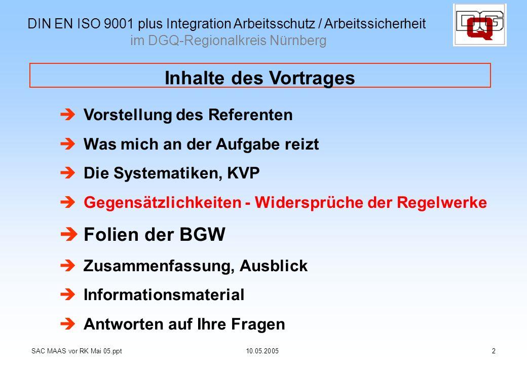 Systematik DIN EN ISO 9001 : 2000 Information Wertschöpfung QM-System / Kontinuierliche Verbesserung inputoutput KundeKunde (An-) Forderungen Zufriedenheit KundeKunde Verantwortung der Leitung A C T Management v.