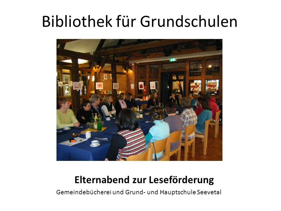 Bibliothek für Grundschulen Klassenführung Lesepiraten in der Stadtbibliothek Leer
