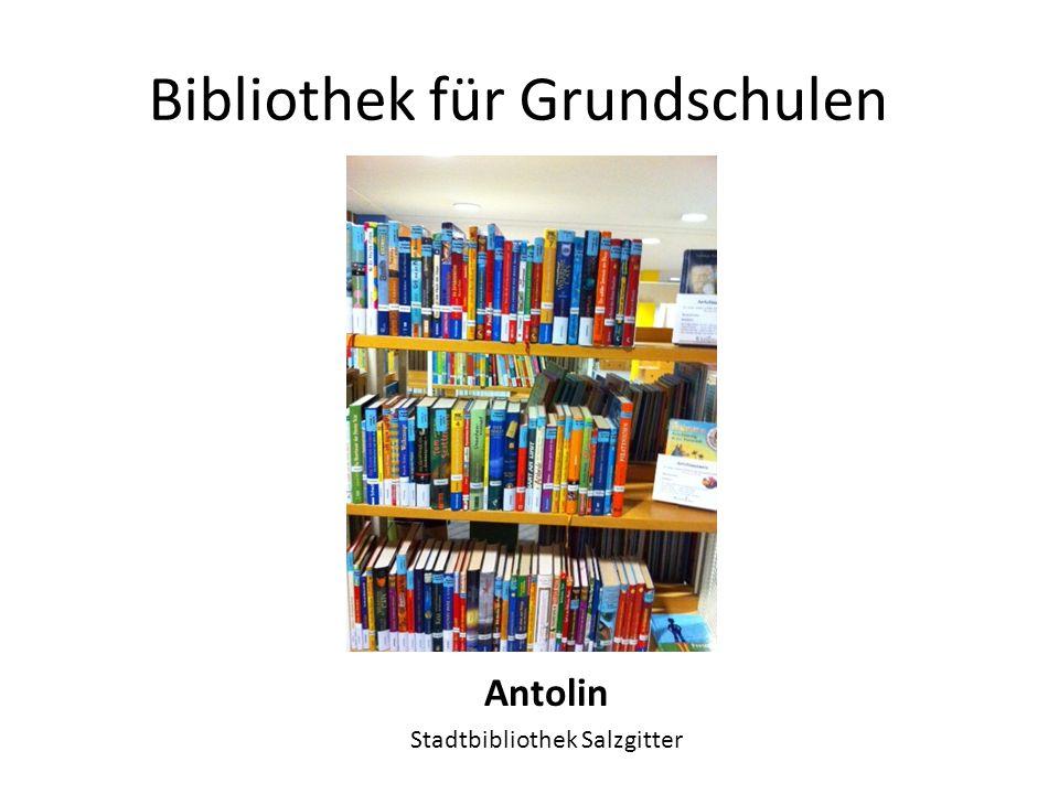 Bibliothek für weiterführende Schulen Julius-Club Stadtbibliothek Hildesheim