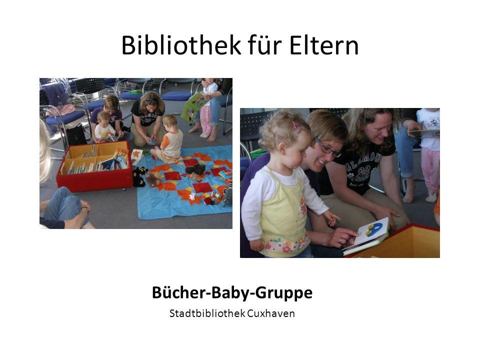 Bibliothek für Eltern Sprachförderung mit Bilderbüchern Projekt Loslesen in der Stadt und im Landkreis Osnabrück
