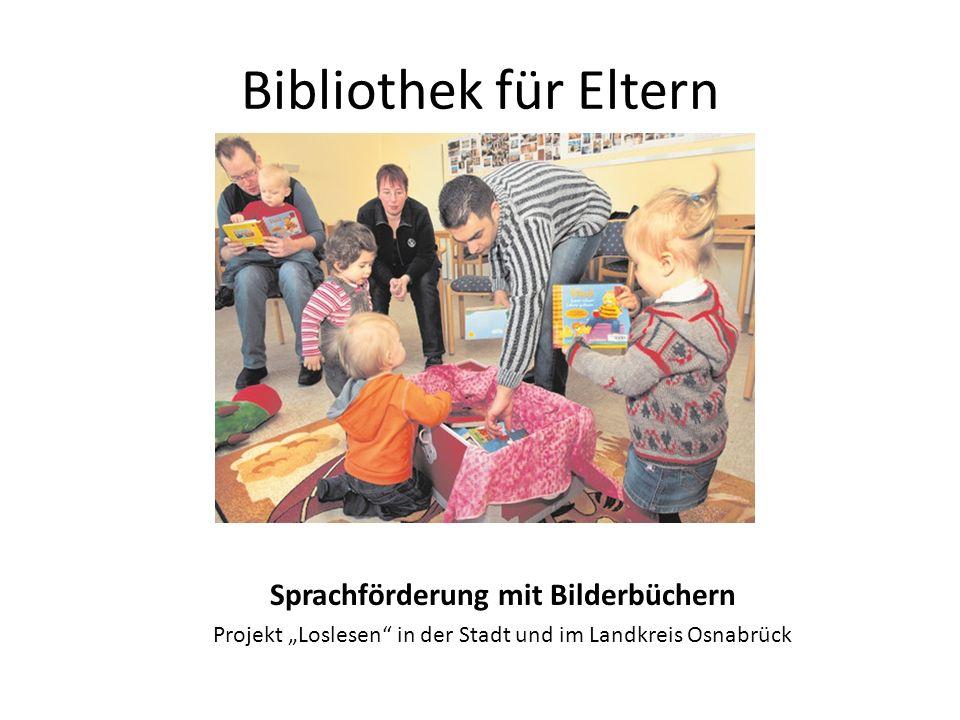 Bibliothek für Eltern Elternbibliothek Stadtbibliothek Nordhorn