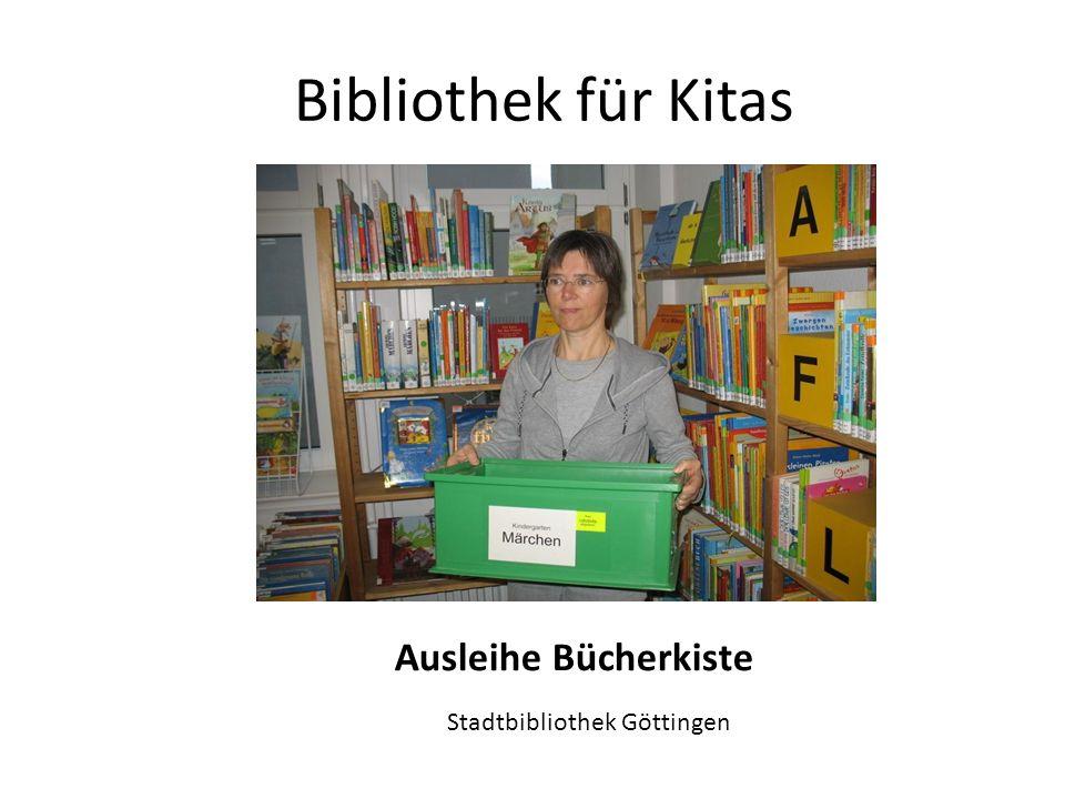Bibliothek für Kitas Vorlesen eines Bilderbuchs Stadtbücherei Neu Wulmstorf