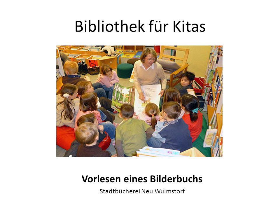 Bibliothek für Kitas Zweisprachiges Bilderbuchkino Stadtbibliothek Nienburg
