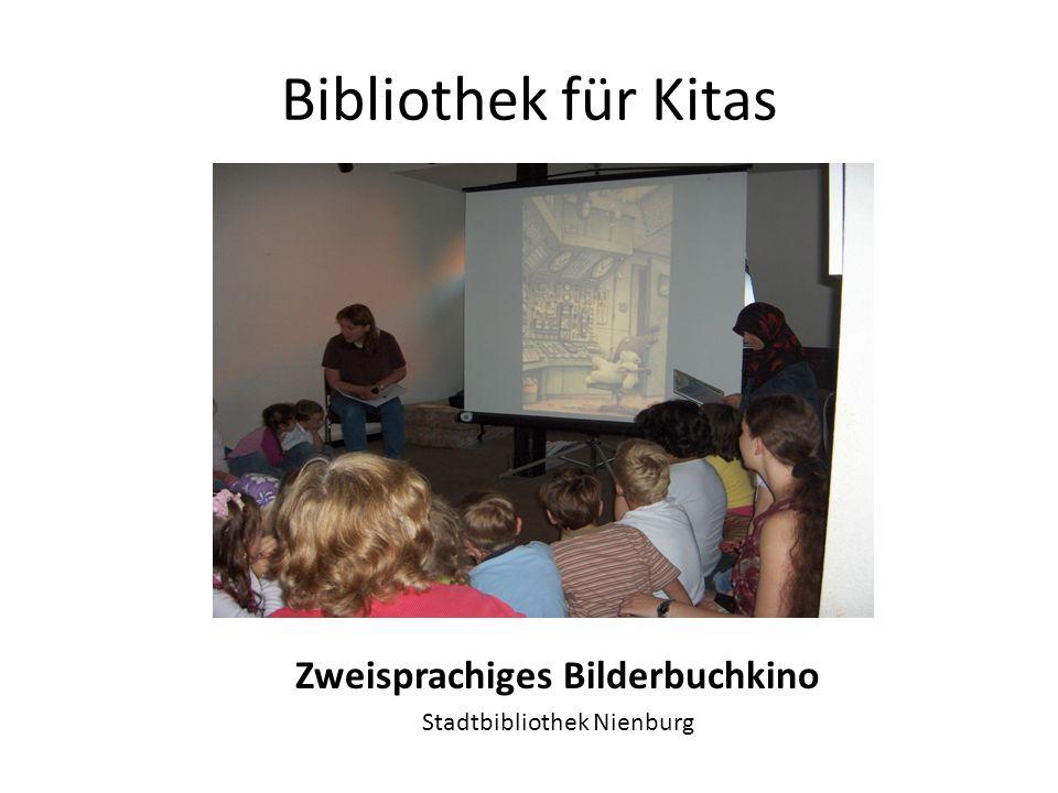 Bibliothek für Kitas Haus der kleinen Forscher Stadtbücherei Nordenham
