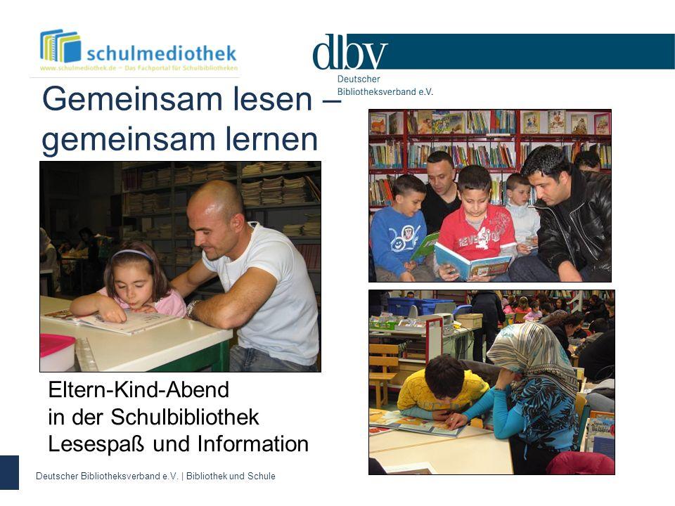 Deutscher Bibliotheksverband e.V.