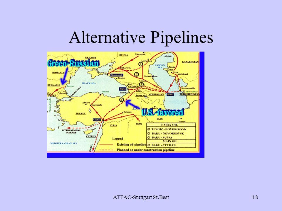 ATTAC-Stuttgart St.Best18 Alternative Pipelines