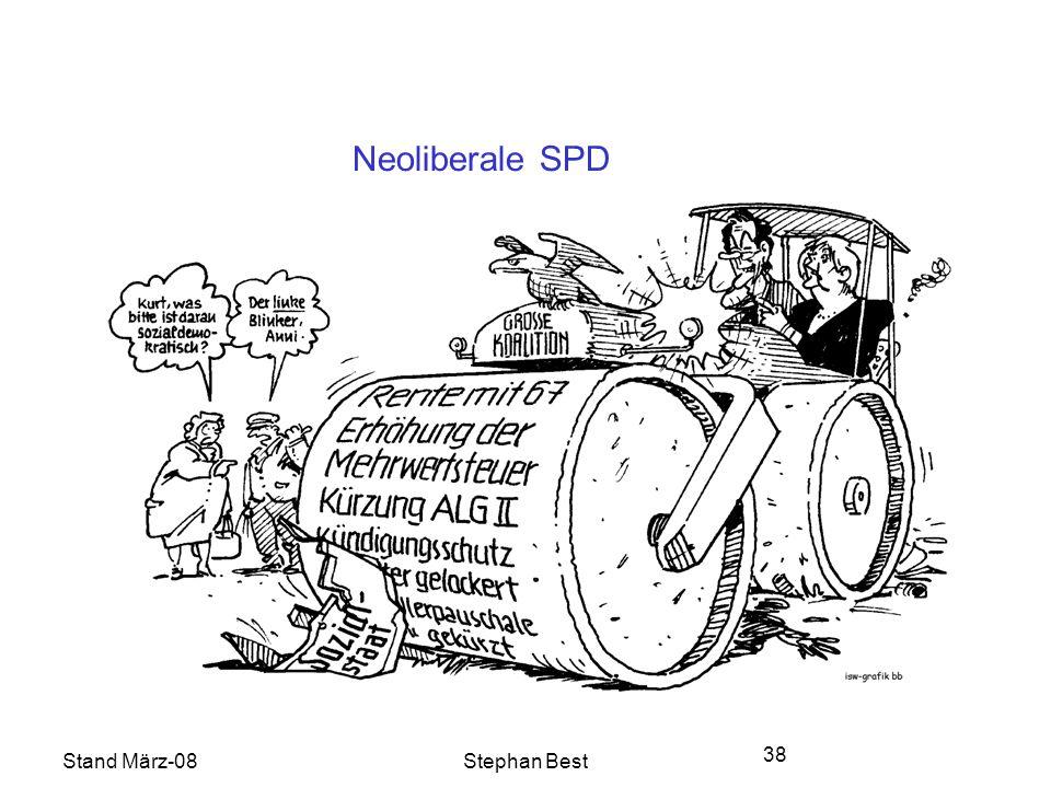Stand März-08Stephan Best 38 Neoliberale SPD