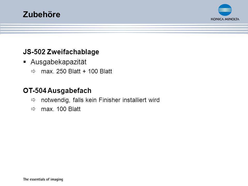 EK-703 USB 2.0 Schnittstelle WT-502 Arbeitsfläche AU-101 Finger-Venen-Scanner HD-509 und WT-502 wird benötigt AU-201 Kontaktloser Kartenleser HD-509 und WT-502 wird benötigt Zubehöre