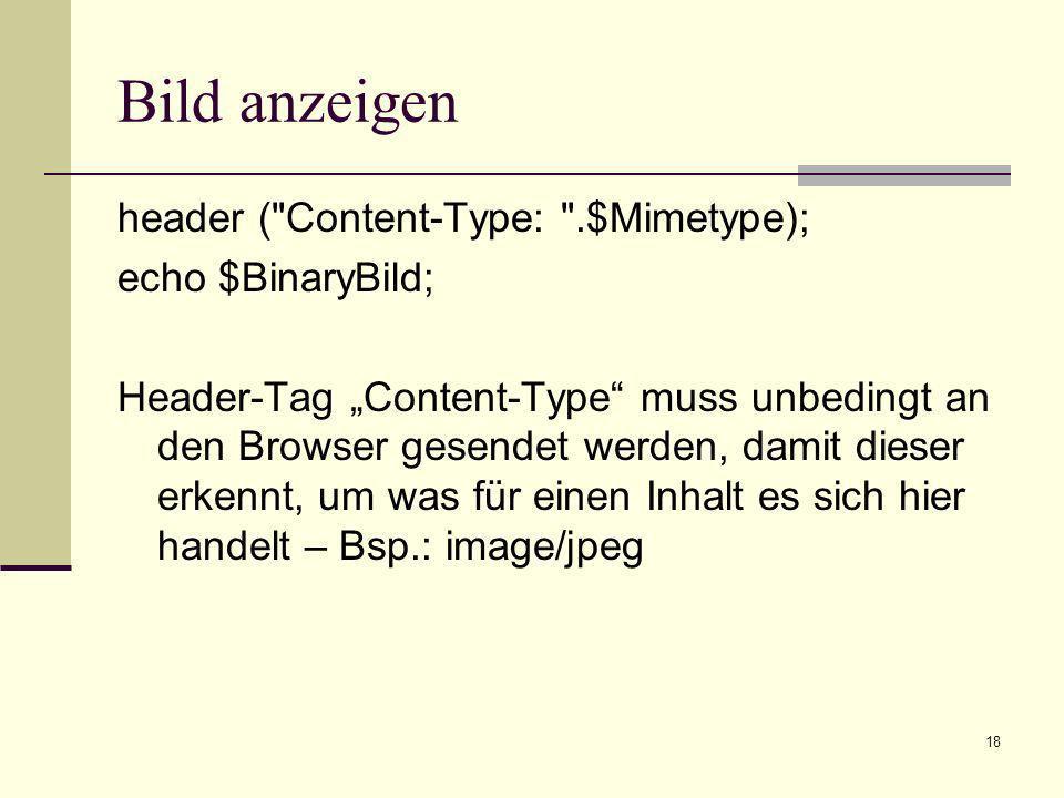 19 Beispiele Zugriff auf die Attribute erfolgt mittels Spaltenname.getAttribut() Kann in Anfragen verwendet werden
