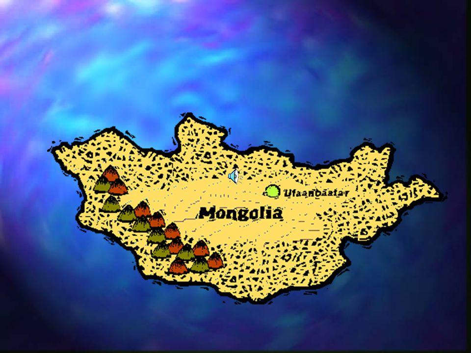 n Größe: 1.566.500 km2 n Kontinent: Asien n Einwohnerzahl: 2,356 Mio n Einwohnerdichte: 1.5 pro km2 n Landessprache:Mongolisch (Chalcha- Mongolisch) n Hauptstadt: Ulaanbaatar (Ulan Bator) n Währung: Tugrik (Tg), 500 Tg = 1 DM