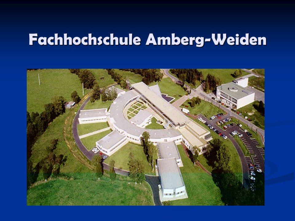 Fachhochschule Amberg-Weiden