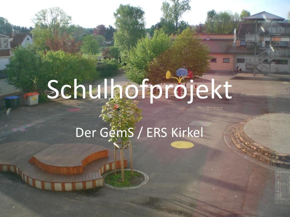 Umsetzungen der Wünsche von Schülern und Lehrern Mit Unterstützung des Bauamtes des Saar-Pfalz Kreises speziell Frau Mohacsi Frau Bautscha vom Beratungszentrum Kobra, St.