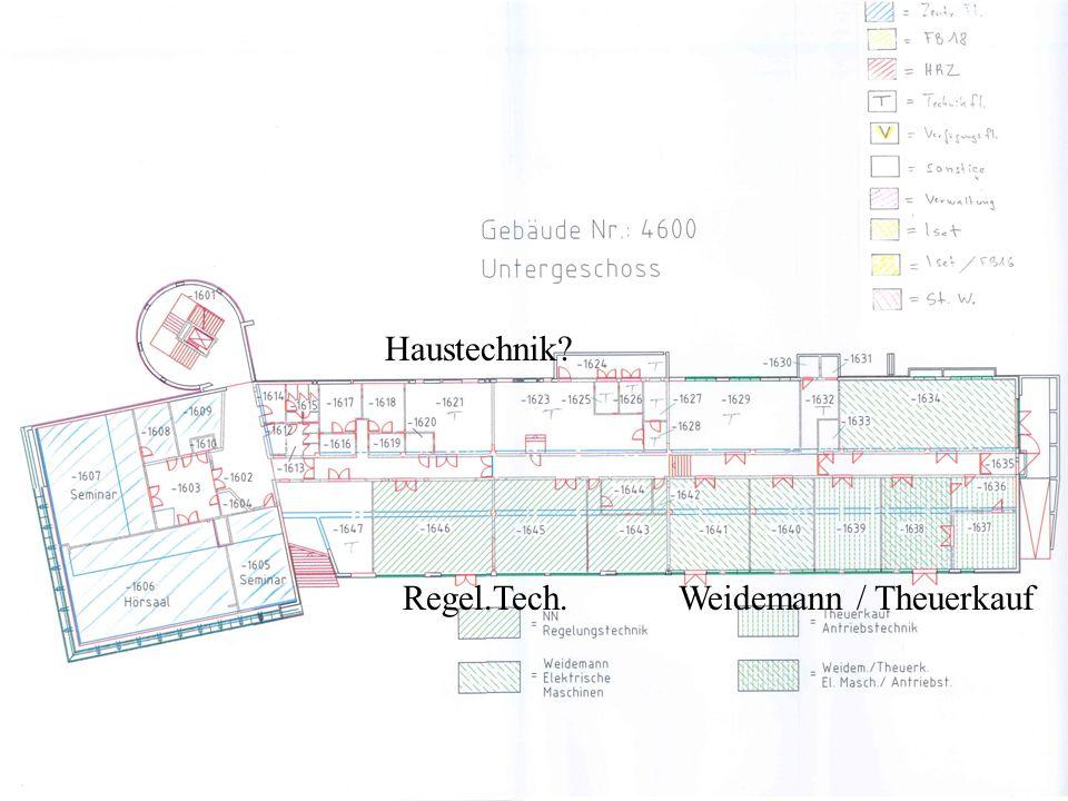 Haustechnik? Regel.Tech.Weidemann / Theuerkauf