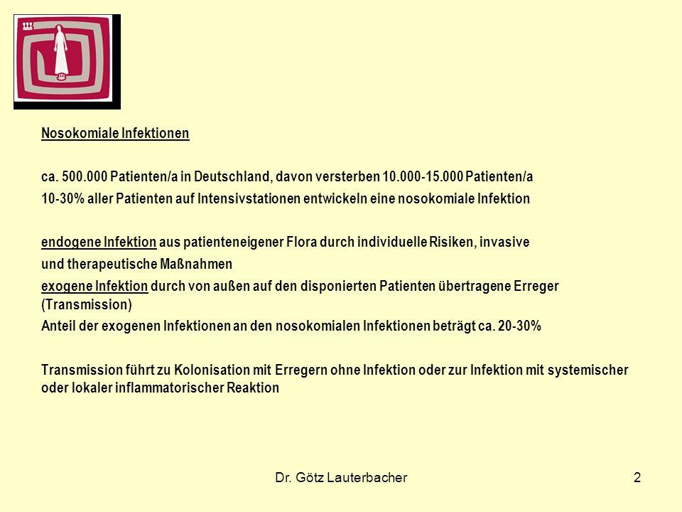 Dr.Götz Lauterbacher2 Nosokomiale Infektionen ca.