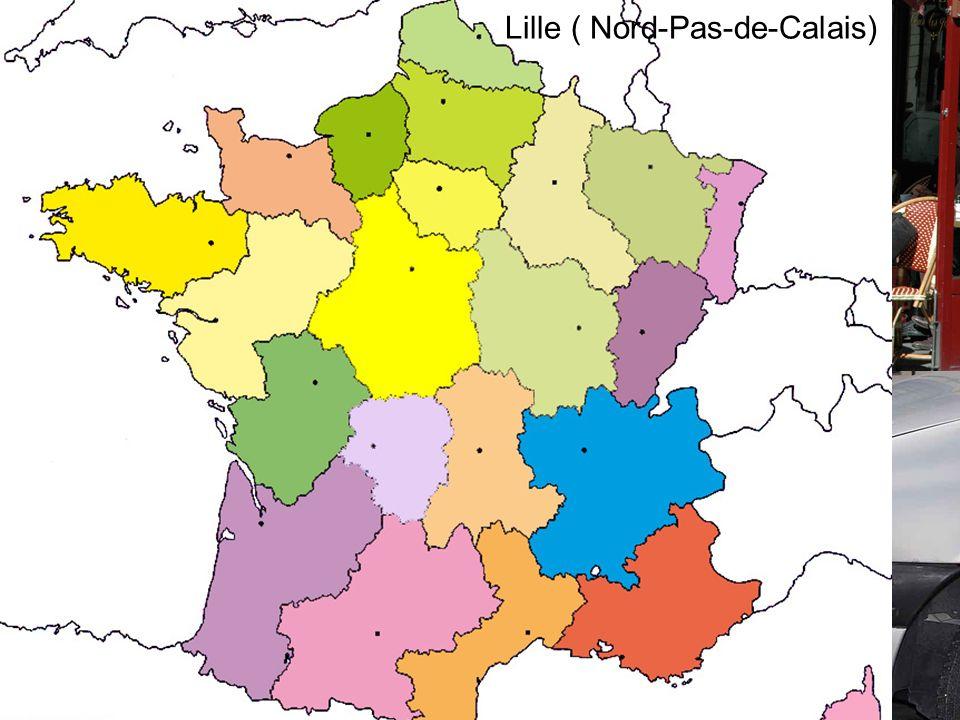Lille Lille ist die Hauptstadt der Region Nord-Pas-de-Calais Lille ( Nord-Pas-de-Calais)