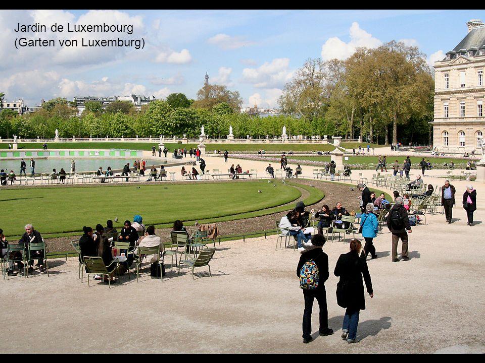 Jardin de Luxembourg (Garten von Luxemburg)