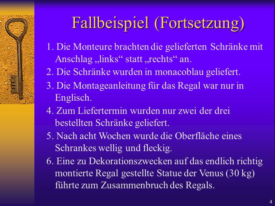 14 § 434 Sachmangel.