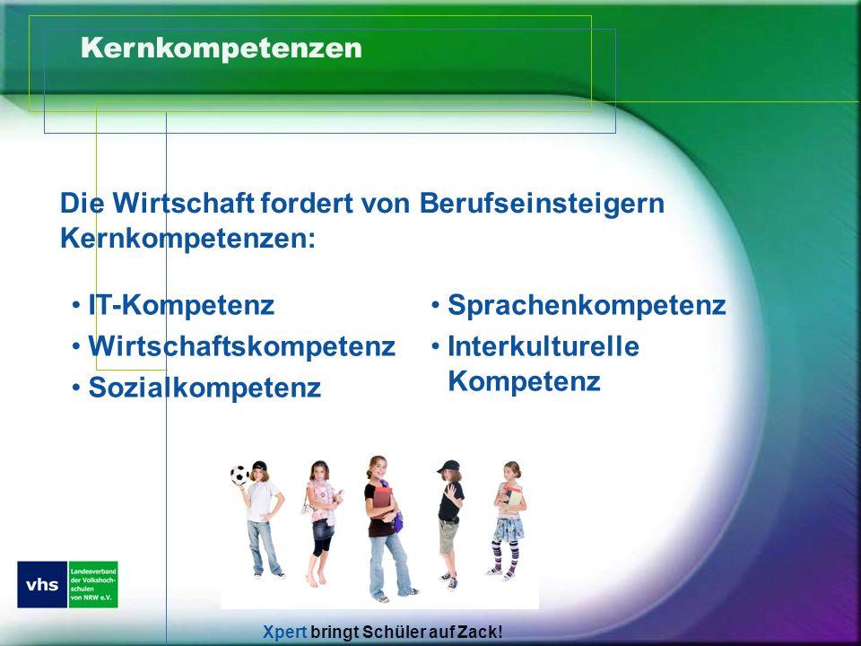 Aussage zur Ausbildungsreife 12.08.2007 IT-Kenntnisse als Schlüsselkompetenz IT-Kenntnisse gehören zu den Schlüsselkompetenzen in den 923.046 deutschen Handwerksbetrieben.