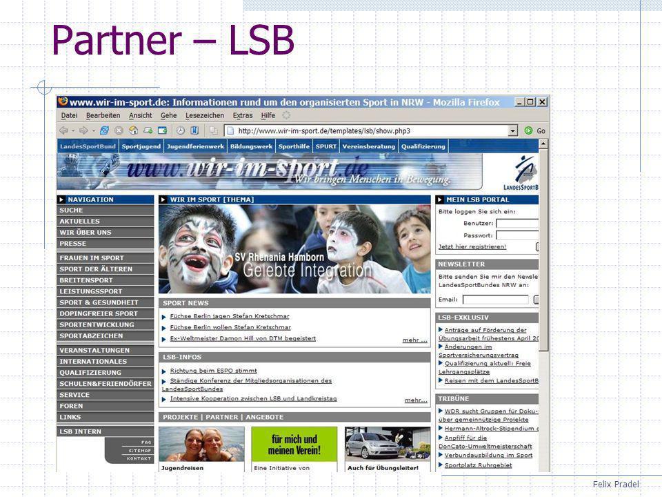Felix Pradel Partner – LSB